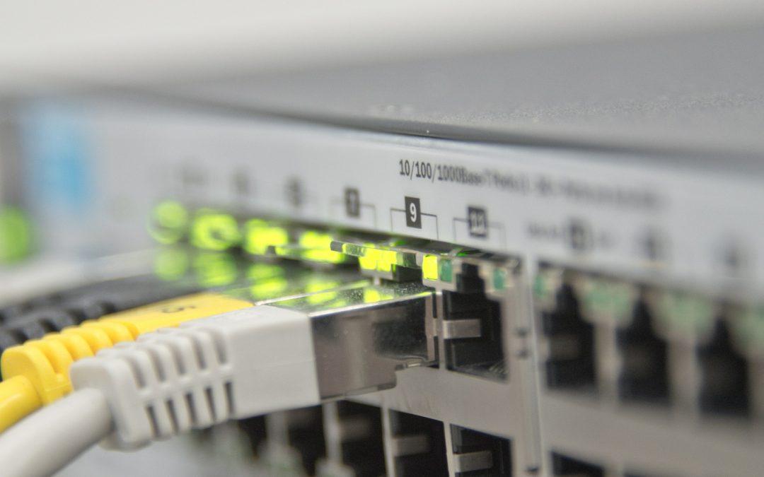 รับเดินสายแลน Install UTP Cable วางระบบแลน ย้ายสายแลน