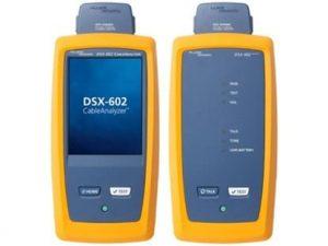 รับเทสสายแลน (Test Report) โดยเครื่อง FLUKE DSX-602-PRO , DTX-1800